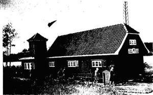 Bootshauseinweihung 1928